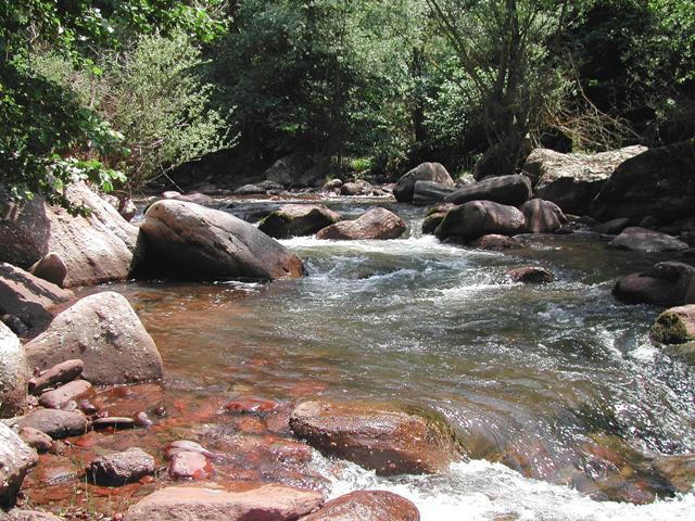 Reka sa imenom boginje