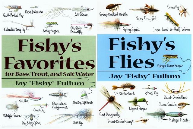 """Knjige Jay """"Fishy"""" Fulluma"""