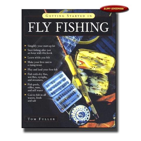 Knjiga – Getting start in Fly fishing