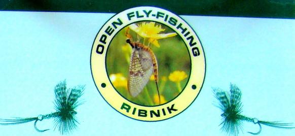 OPEN FLY FISHING RIBNIK