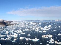 Ogromno topljenje svetskog leda