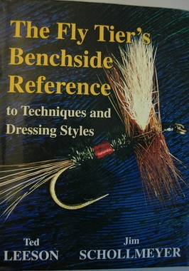 Knjiga – The Fly Tier's Benchside Reference to Techniques and Dressing Styles