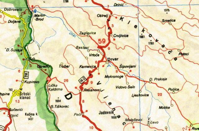 Hidrocentrala na rijeci Unac?
