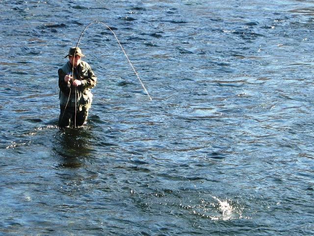 Vremenski uticaj na ribolov