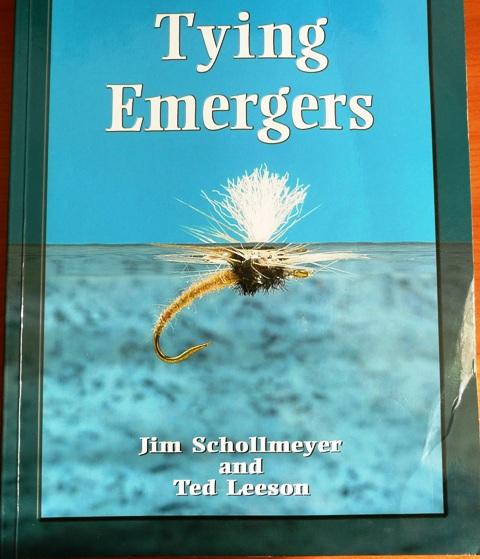 Knjiga – Tying emergers