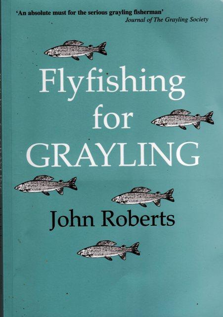 Knjiga – Flyfishing for GRAYLING