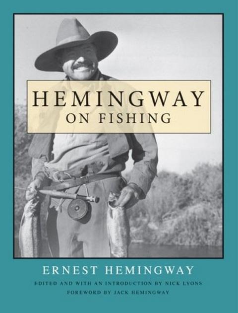 Knjiga – Hemingway u ribolovu