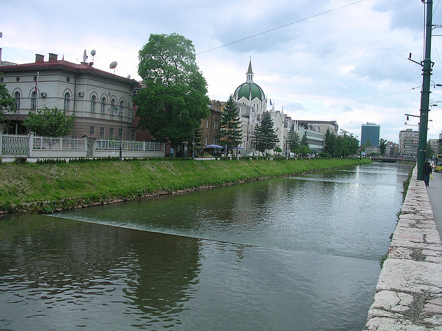 Rijeka Miljacka – čista!