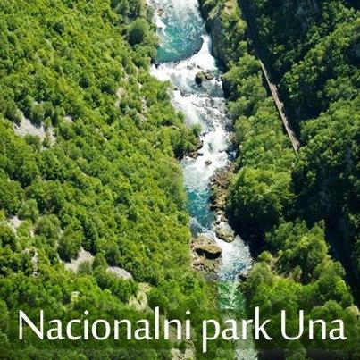 """Nacionalni park """"Una"""""""