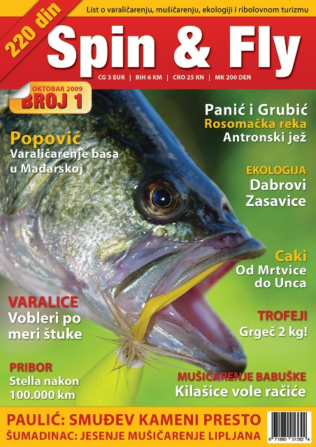 Magazin Spin&Fly