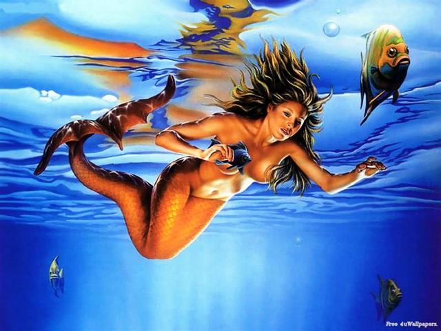Priča: Sirena