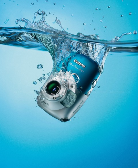 Vodootporni digitalni fotoaparati