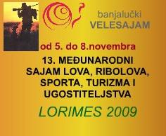 LORIMES 2009. u Banjaluci