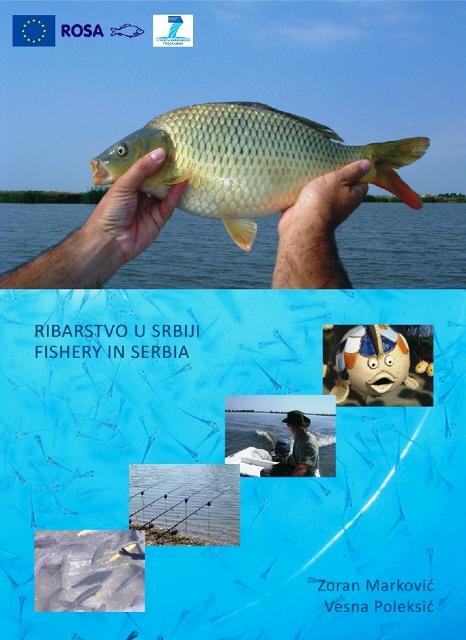 Knjiga – Ribarstvo u Srbiji