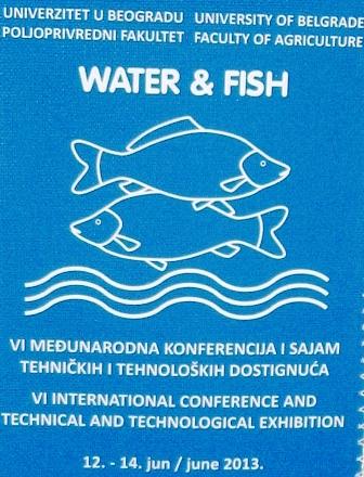 Water&Fish 2013.