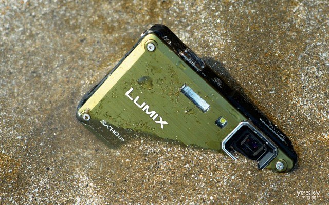 Panasonic Lumix DMC – FT1
