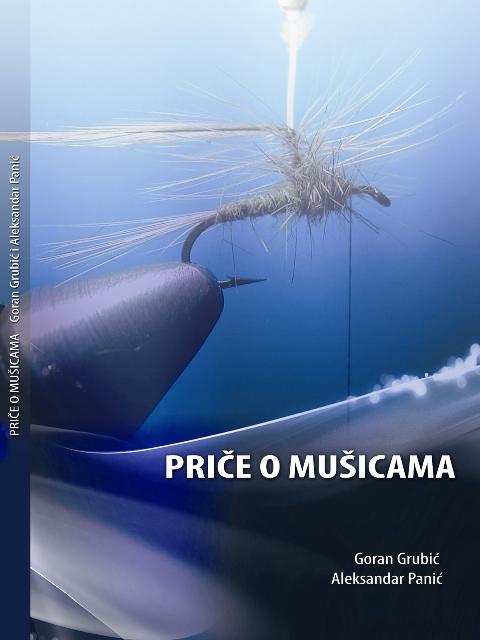 Knjiga: Priče o mušicama