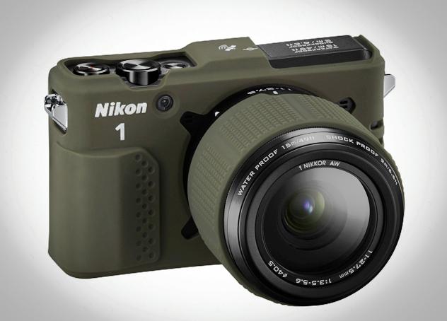 Predstavljen Nikon 1 AW1