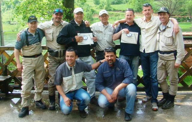 EFFA miting na Plivi