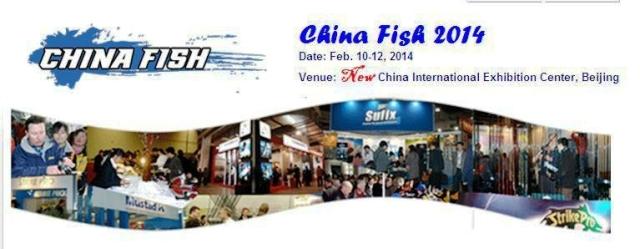 China Fish 2014. – najava