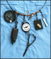 Ogrlica za pribor i opremu – Fly Fishing Lanyard