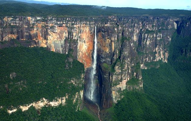 Najviši vodopad na svijetu