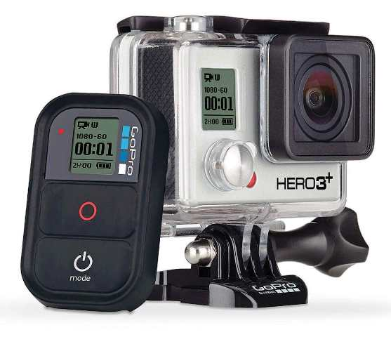 Kamera GoPro HERO3+