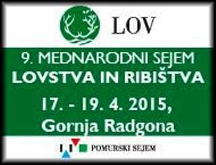 Najava sajma u Gornjoj Radgoni, Slovenija