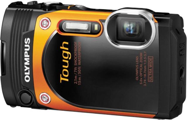 Olympus TG-860 digitalni foto aparat