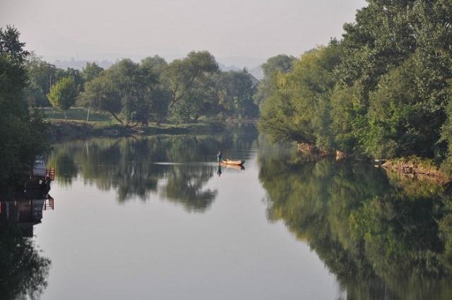 Hidroelektrana kobna za rijeku Sanu!?