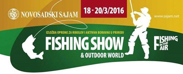 Fishing Show & Outdoor World 2016.