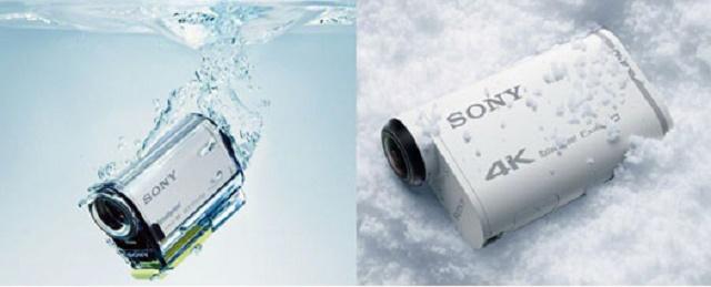 Sony noviteti u oblasti vodootpornih kamera