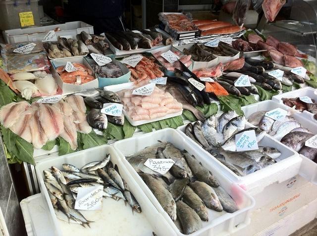 Kako prepoznati svježu ribu?