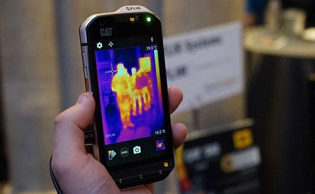 Prvi smartfon sa kamerom za termalno snimanje