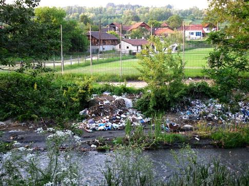Najzagađeniji vodotokovi Srbije