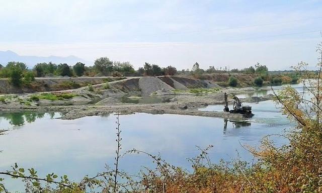 Zabrana ekspolatacije šljunka i pijeska iz vodotoka u Crnoj Gori