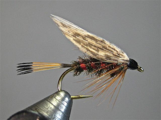 Hardy favorit mokra mušica