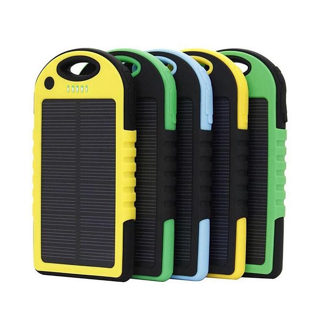 Solarni punjač za sve vidove telefona