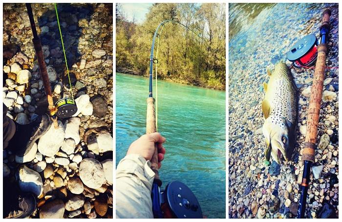 Visok vodostaj i uspešan ribolov bez dubokog gaženja