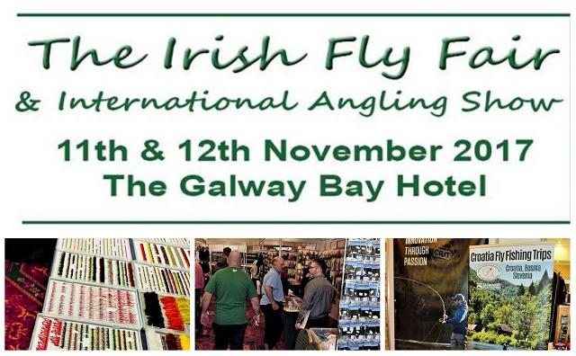 Irski fly fishing sajam 2017.
