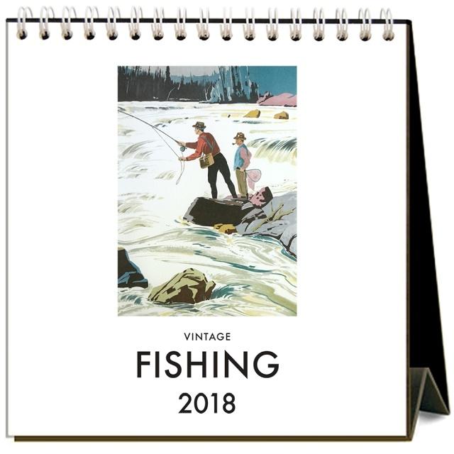 Ribolovački kalendari za 2018.