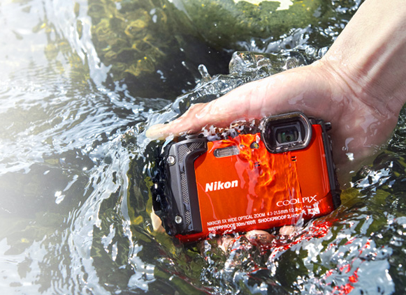 Vodootporni digitalni fotoaparat Nikon coolpix W300