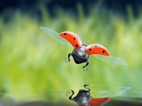 Novi leteći roboti kao insekti