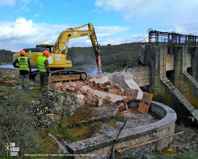 Uklanjanje na hiljade brana u Evropi, vratiće život u reke!