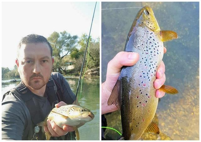 Par riječi i fotki s rijeke Bune