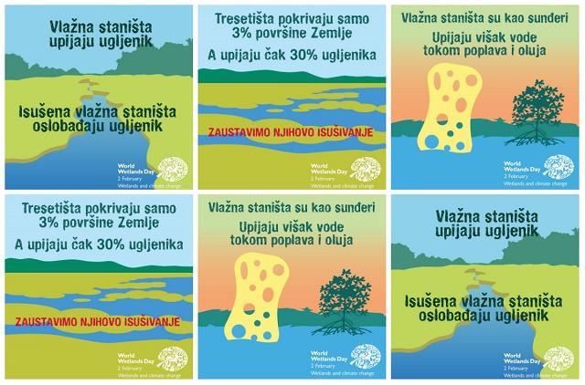 Vlažna staništa prirodno rešenje za klimatske promene