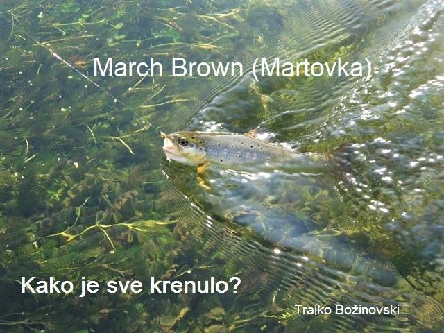 Kako je sve krenulo – March Brown (Martovka)