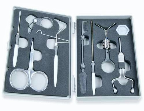 Putni Stonfo set alata za izradu mušica