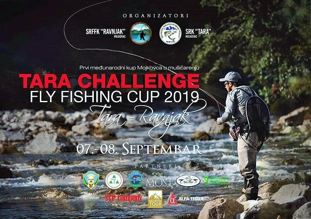 """Tara challenge fly fishing cup 2019"" – najava"
