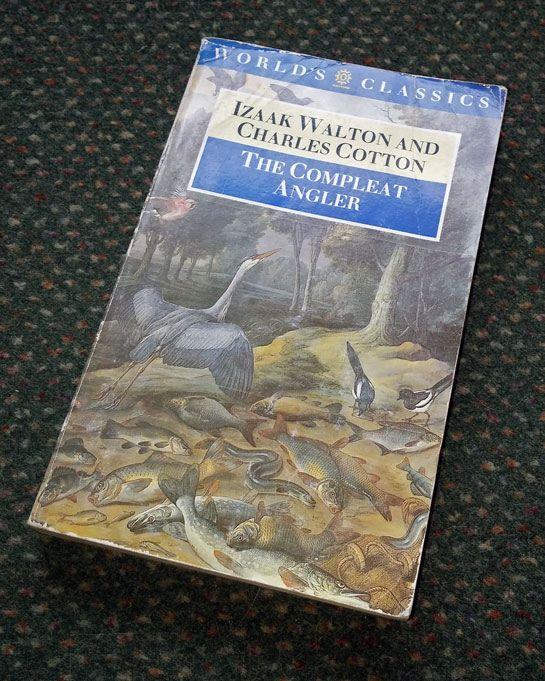 Knjiga The Compleat Angler Izaak Walton